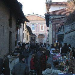A Vigliano <BR> la festa di Santa Lucia