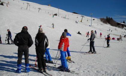 Neve, a Bielmonte e Oropa la stagione potrebbe aprire in anticipo