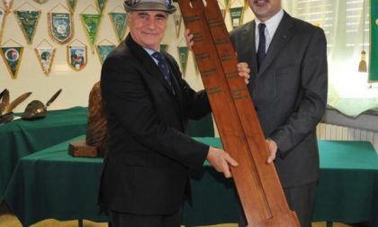 Alpini, Fulcheri presidente