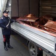 Camionista rapinato