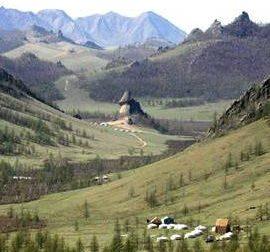 Dall'Italia alla Mongolia