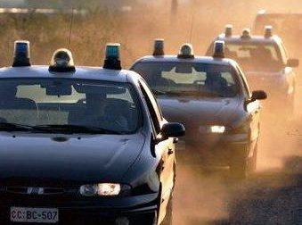 Caccia ai ladri d'auto