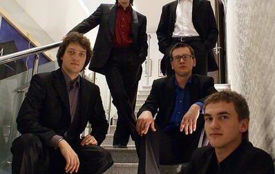 Ensemble maschile russo a Camburzano