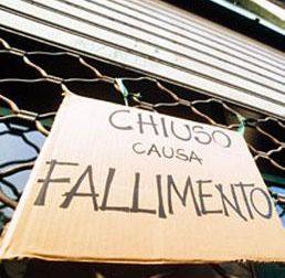 Fallimenti: 2011 record