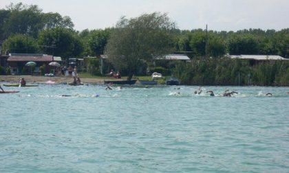Lago ancora balneabile