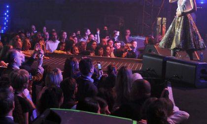 Standing ovation per Giorgia