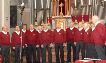 Il coro Burcina nella Svizzera francese