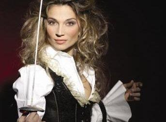 Margherita Granbassi a Vigliano