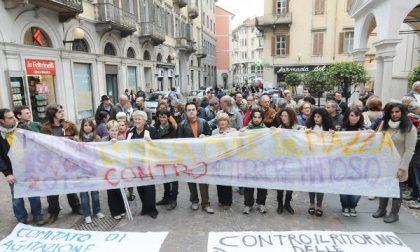 Orrore a Brindisi: duecento Biellesi in piazza contro le mafie