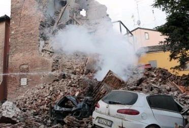 Terremoto in Emilia, scosse avvertite chiaramente anche nel Biellese