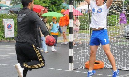 Arrivano i Coni Camp <br> estate imparando lo sport