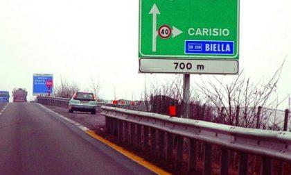 Autostrada, progetto ok