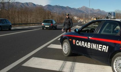 Raffica di ubriachi al volante: due provocano incidenti
