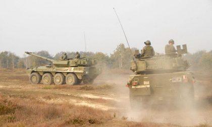 Esercitazioni militari in Baraggia, paura tra i residenti