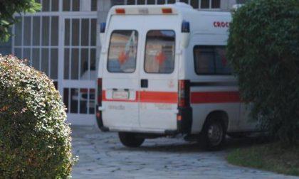 Ambulanze nel caos