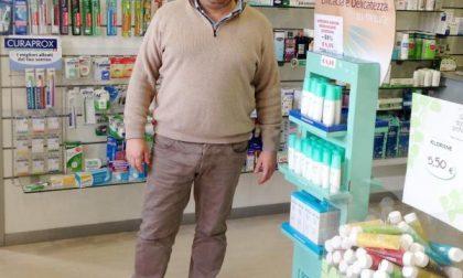 Farmacista rapinato