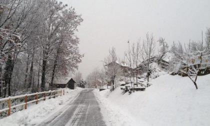 Doppio scontro per la neve sulle strade