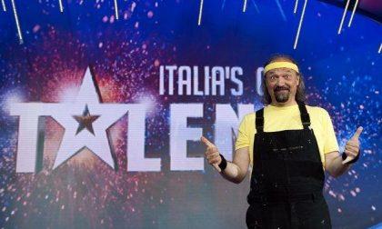 """I finalisti di """"Italia's got talent"""" per il piccolo Francesco"""