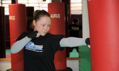 Kickboxing, Nicole Perona è la nuova campionessa mondiale