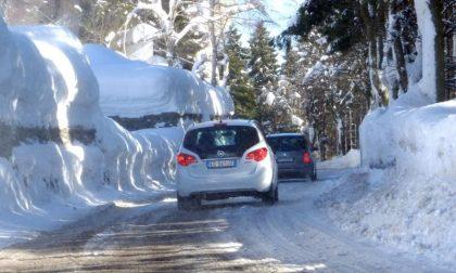 Bielmonte torna isolato: slavine e 25 centimetri di neve