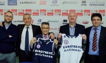 Eurotrend Assistenza sarà lo sponsor di Coppa Italia di Pallacanestro Biella