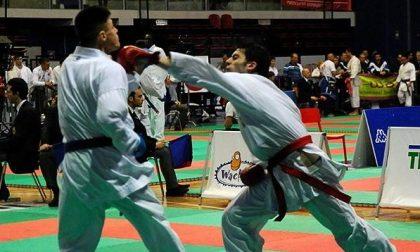 Un grande Open d'Italia al palaBonprix: 1400 karateka a Biella