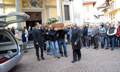 Funerale Campione Di Sci Cesare Pedrazzo A Sordevolo