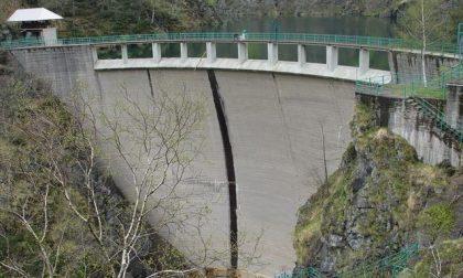 La diga sul Sessera viene congelata