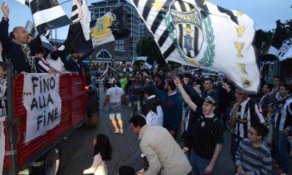 Festeggiamenti Scudetto Juventus