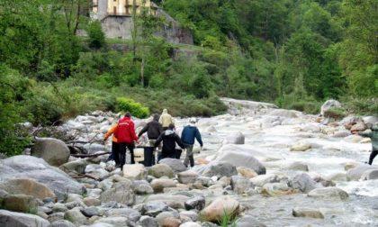 Nuova riserva di pesca in Valle Cervo