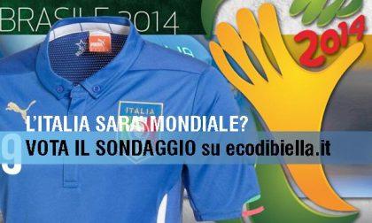SONDAGGIO: COME FINIRA' L'AVVENTURA DELL'ITALIA AI MONDIALI?