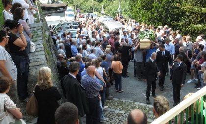 In tanti per l'addio a Oreste Martinazzo
