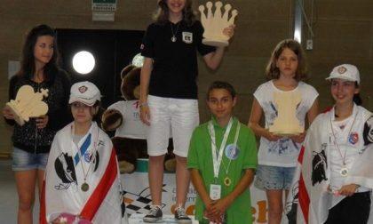 Maria, campionessa di scacchi a 12 anni