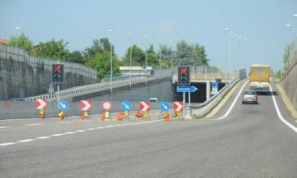 Regione interviene: tunnel resteranno aperti