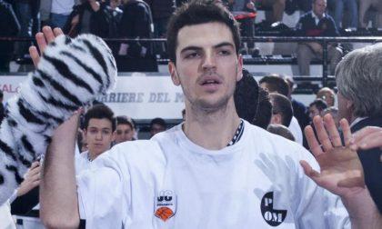 Angelico Biella: il tiratore Domenico Marzaioli in arrivo da Caserta chiude il roster