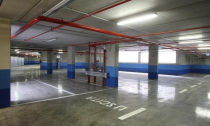 Garage al Piazzo in affitto