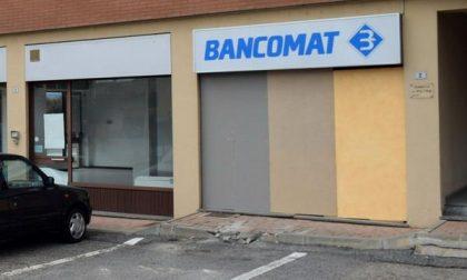 Commando sradica il bancomat Biverbanca di Massazza