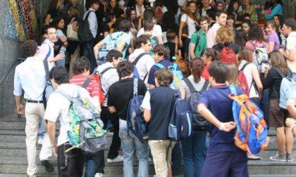 Domani 21 mila studenti tornano a scuola