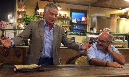 Il grande Vittorio Munari in città: «Apprezzo di cuore il Biella Rugby»