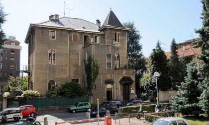 La maggioranza su villa Caraccio
