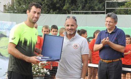 Matteo Viola è il nuovo re de I Faggi: battuto Filippo Volandri in due set