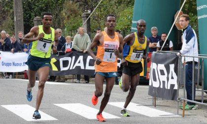 Giro podistico di Pettinengo, vincono l'etiope  Edris e la keniana   Ndiwa