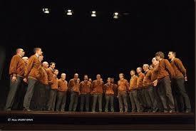 Il coro della Sat canta a Coggiola