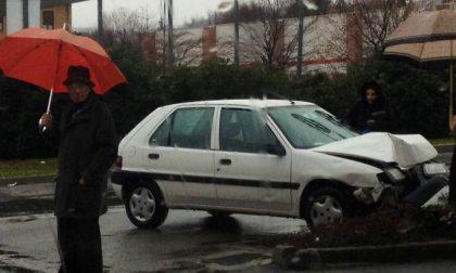 Incidenti stradali in calo