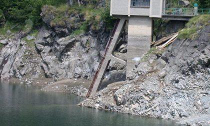 No della Regione alla diga in Valsessera