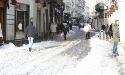 Piano neve, la città di Biella è pronta