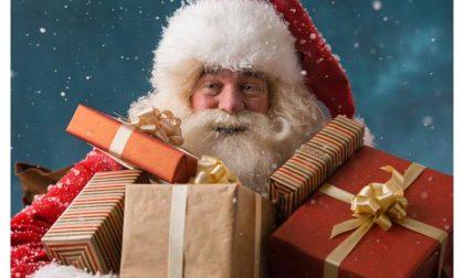 Babbo Natale aspetta i bambini di Candelo