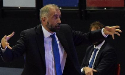 """Coach Fabio Corbani felice: """"Bella rezione dopo Mantova, abbiamo fatto divertire il nostro pubblico"""""""