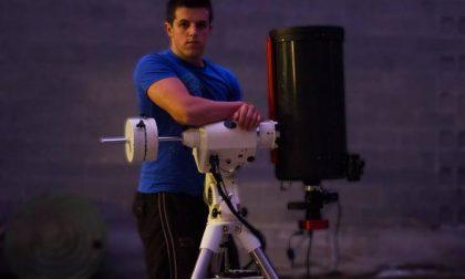 Osservatorio astronomico a Cavaglià