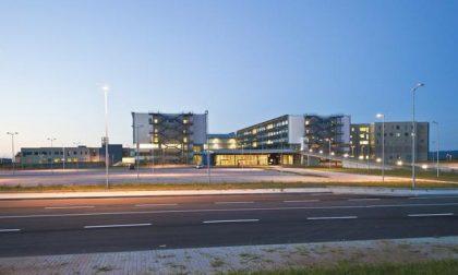 Pronto Soccorso della vecchia struttura aperto fino alle 20 di giovedì 27 novembre. A quell'ora aprirà nel nuovo ospedale